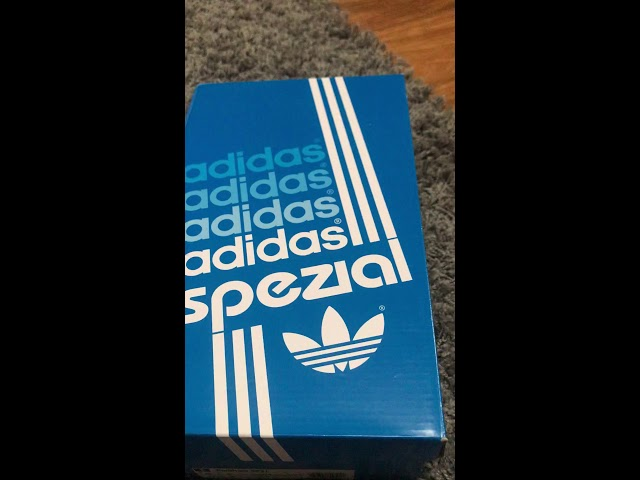 Adidas padiham SPZL review YouTube