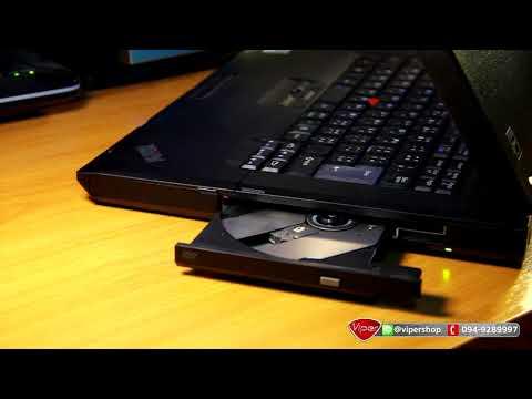 โน้ตบุ้ค Lenovo R500 Thinkpad  ราคา 3900 บาท