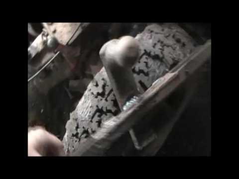 Установка фаркопа Шевроле Нива - YouTube