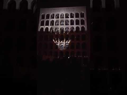 Solidlight Festival. Video Mapping y Arte Digital invaden la ciudad de Roma.