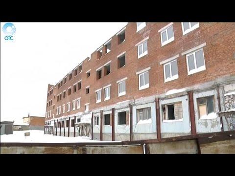 Возвели 4 этажа и бросили. Многоквартирник в Куйбышеве не могут достроить 20 лет