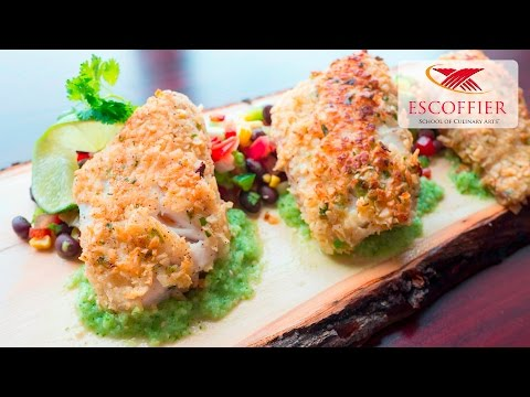 How To Make Tortilla Crusted Tilapia