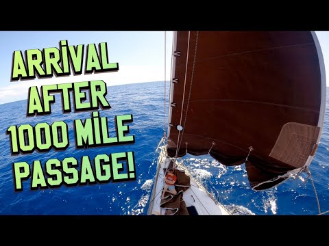 ARRIVAL in Cape Verde After 10 Day Passage | Sailing Wisdom [S5 Ep12]