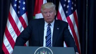 Trump  I offer prayers to those affected in UK attack