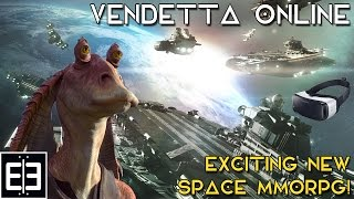 VENDETTA ONLINE - Exciting New Space MMORPG - Samsung Gear VR