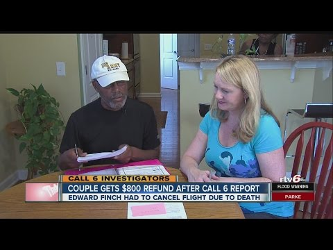 Call 6: Couple Gets Expedia Flight Refund After Death In Family