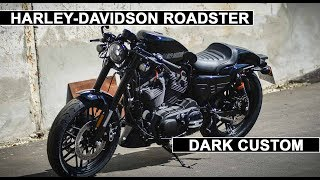 Harley-Davidson Dark Custom Roadster