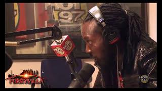 Mavado Speaks With Bobby Konders & Jabba On Hot97