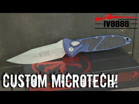 Custom Microtech SOCOM