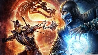 Mortal Kombat Parte1-EL KOMBATE MORTAL COMIENZA!!!