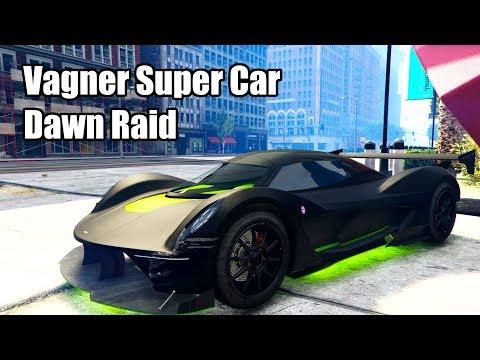 GTA Online: Vagner Car, Dawn Raid Adversary Mode & More!