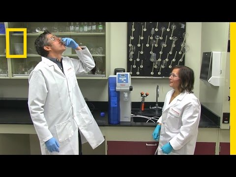 Ultra-Pure Water | National Geographic