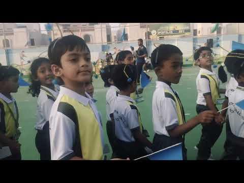 Olive international school / Annual sport day 2017 🥈