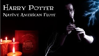 Harry Potter Theme played on three Native American Flutes