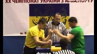 Чемпионат Украины по армспорту 2013. Финалы (левая рука)(, 2013-03-15T01:18:46.000Z)