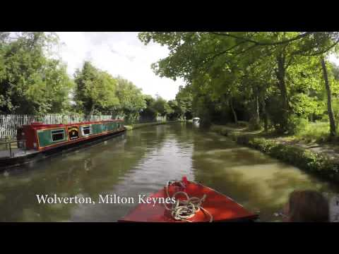 Narrowboating, Grand Union Canal, Summer 2015