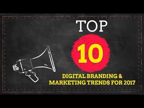 Top 10 Digital Marketing Trend 2017-2018