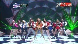 엠카운트다운 - 소녀시대_I Got a Boy (I Got a Boy by Girls'Generation@Mcountdown 2013.1.3)