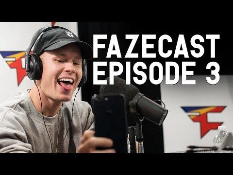 FaZeCast - Episode 3 (Nikan Joins, Adapt Crashes The Show)