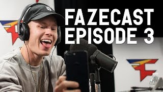 FaZeCast - Episode 3 (Nikan Joins, Adapt Crashes The Show)