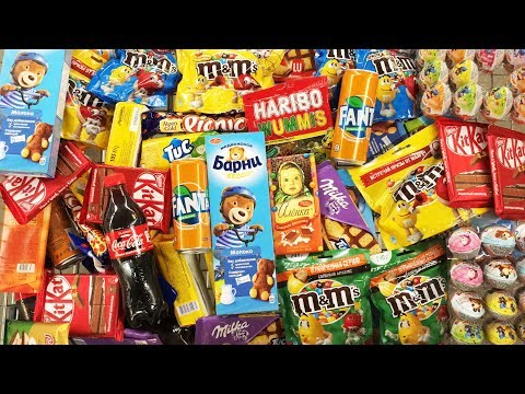 A Lot Of Candy 2018 NEW #137 Kinder...