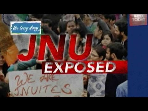 The Long Story: Life Inside JNU Campus
