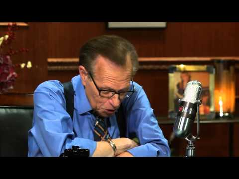 I Wish This Was My Show | Chris D'Elia | Larry King Now - Ora TV