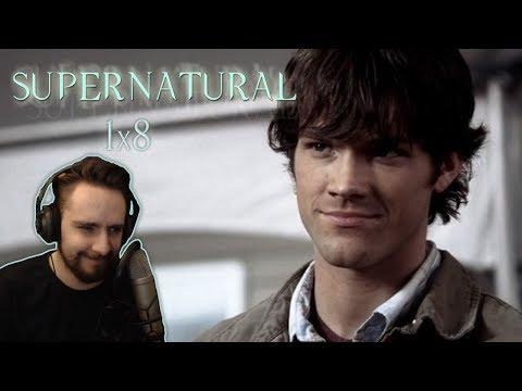 Supernatural Season 1 Episode 8 Reaction
