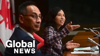 Coronavirus: Canadian officials discuss Russian COVID-19 vaccine, provide update on pandemic | FULL