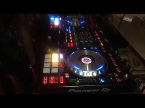 préparation été 2017 DJ GAS et DJ CHEEKS s'entraine sur le ddj sz x2