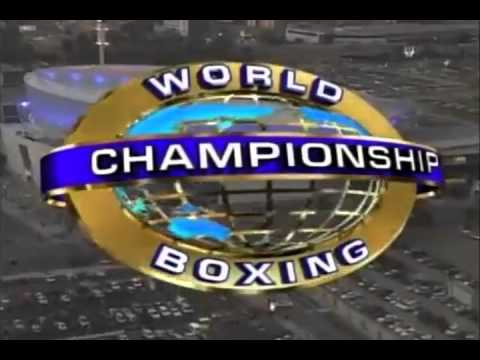 HBO World Championship Boxing Theme 2001ish - 2006ish (No SFX)