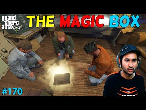 GTA 5 : POWERS OF MAGIC BOX   GTA5 GAMEPLAY #170