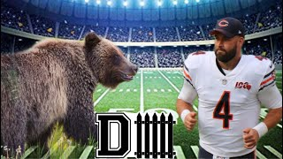 Chase Daniel and Bears Defense plow Kirk Cousins and the Vikings: Week 4