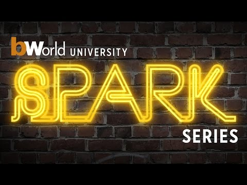 BWorld University Spark Series @ UP Diliman