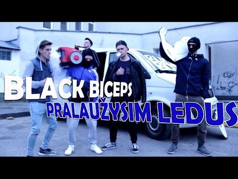 Black Biceps - Pralaužysim ledus ( Грибы - Тает лёд lithuanian parody )