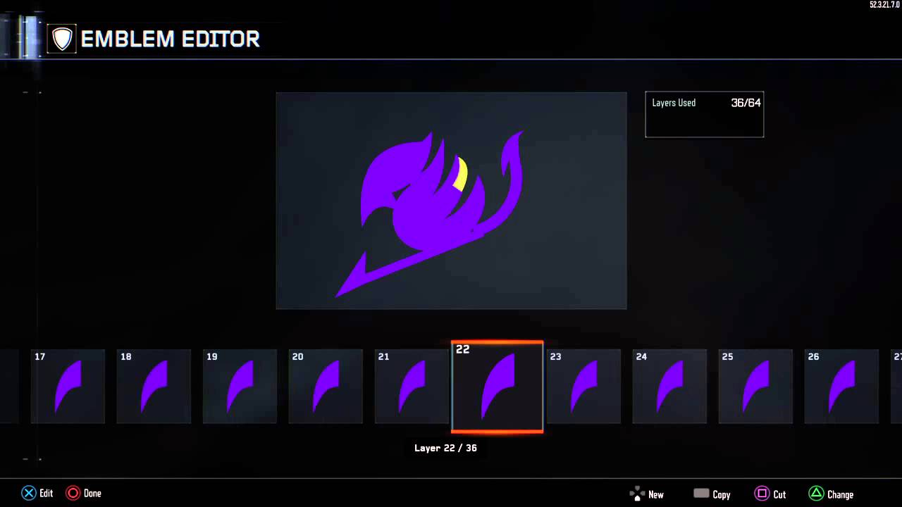 Best black ops 3 fairy tail logo emblem youtube best black ops 3 fairy tail logo emblem buycottarizona Gallery