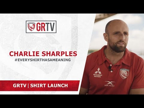 Charlie Sharples recounts the moment he scored his first try for Gloucester Rugby