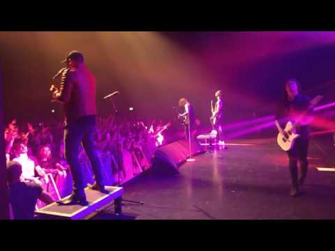 Asking Alexandria - Run Free & The Death of me LIVE Linz 15.03.2017
