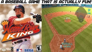 Home Run King - Fun & Challenging Baseball Game - Gamecube HD