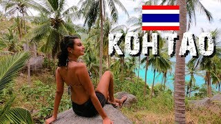 BEAUTIFUL KOH TAO - ISLAND PARADISE (THAILAND)