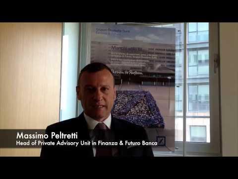 VIDEO – Peltretti (Finanza & Futuro): private banker chiamati a una nuova sfida