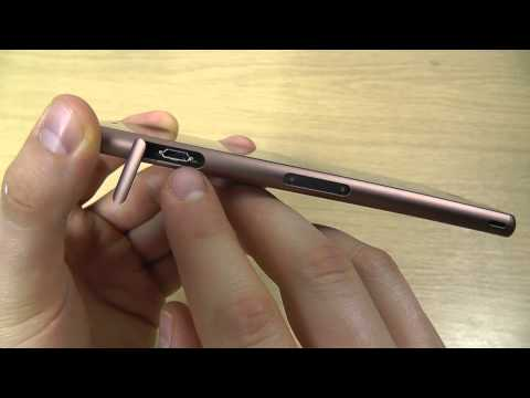 Sony Xperia Z3 Unboxing & Hands On