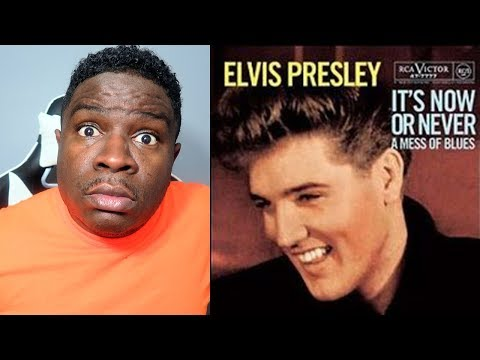 FIRST TIME HEARING - Elvis Presley - It's Now or Never (Audio) REACTION Mp3