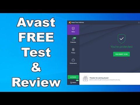 Avira Free Antivirus Review   Tested vs Malware from YouTube · Duration:  8 minutes 7 seconds