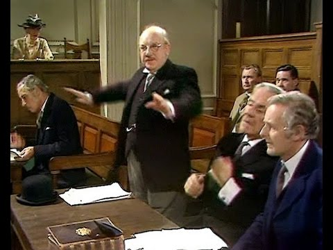 Dad's Army - A Brush with the Law - ... I need room to make my gestures...