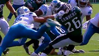 NFL Violent Facemask Penalties