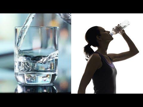 Bevi 3 Litri D'acqua Ogni Giorno. Incredibile Che Succede!