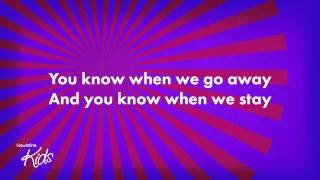New Wine Kids Lyric Video: Never Far Away