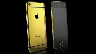 NEW iPhone 6 Gold First Look HD Pictures