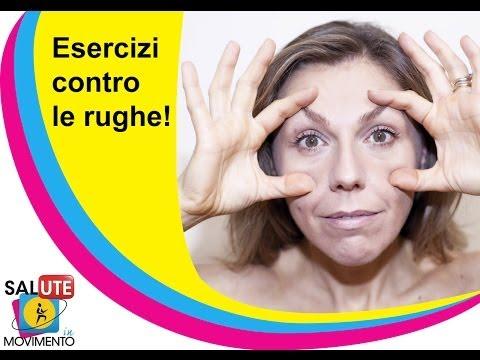 Tutorial di ginnastica facciale #2 ! Contro le rughe del contorno occhi